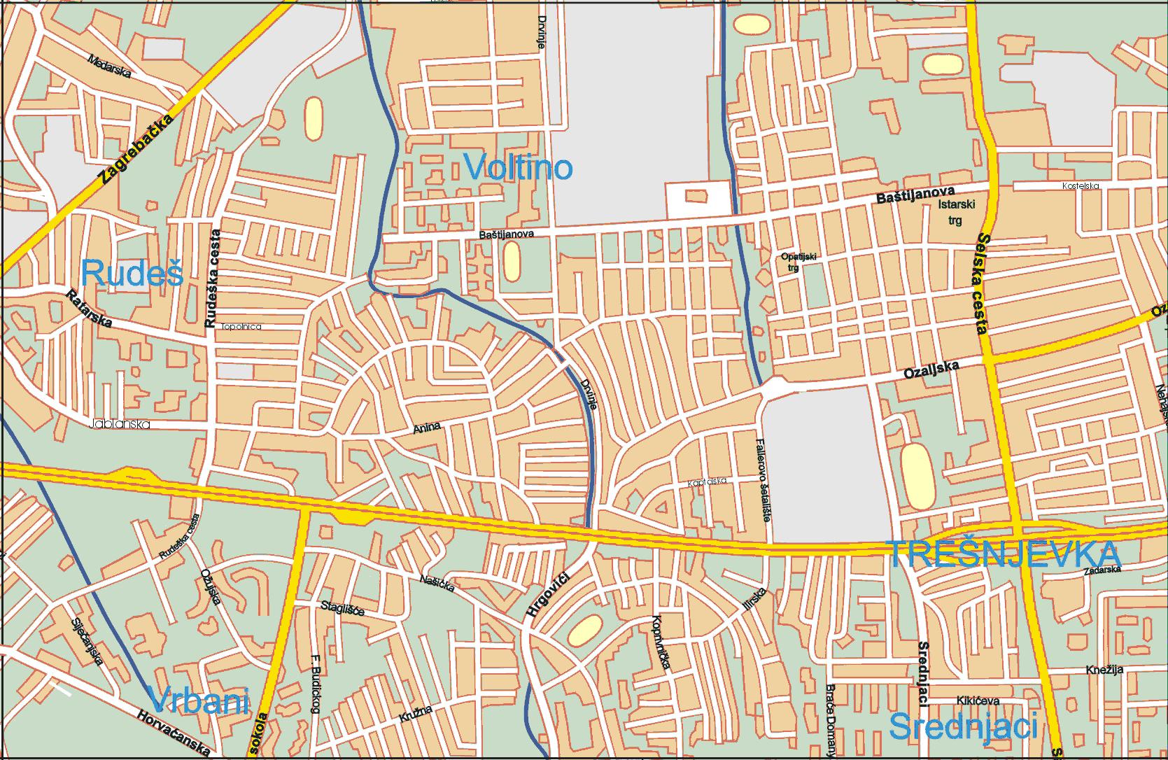 Glazbena karta grada zagreba ivan zajc altavistaventures Image collections