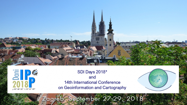 SDI Days 2018 and 14th International Conference on Geoinformation and Cartography